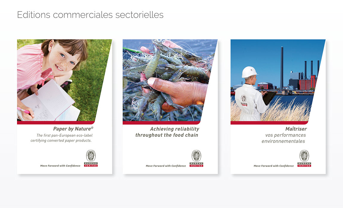 Editions commerciales sectorielles