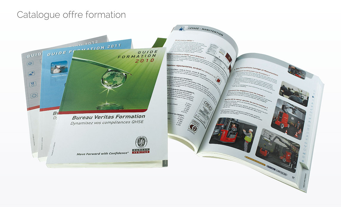 Catalogue offre formation