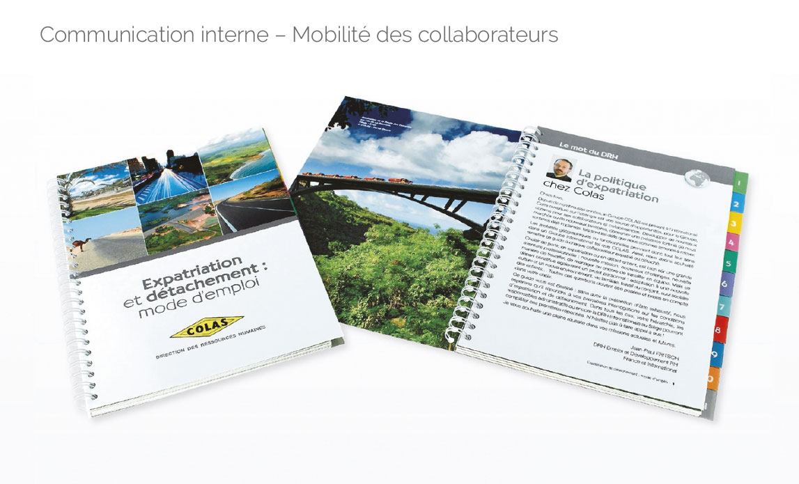 Communication interne – Mobilité des collaborateurs